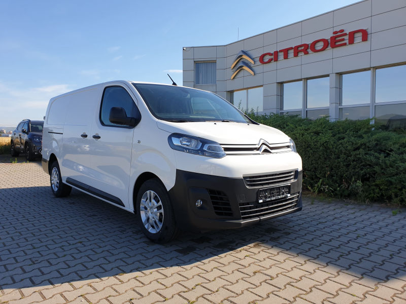 Citroën Jumpy Furgon XL
